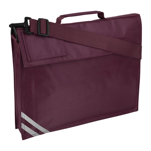 Burgundy Premium Book Bag