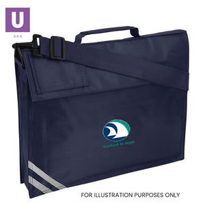 Stanford-le-Hope Primary Premium Book Bag with logo