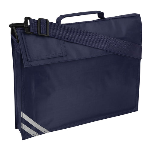 Navy Premium Book Bag