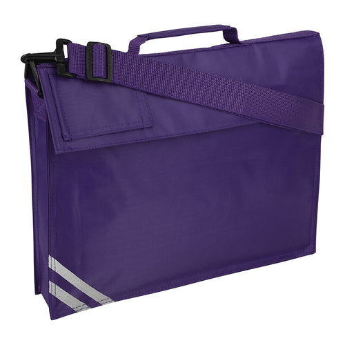 Purple Premium Book Bag