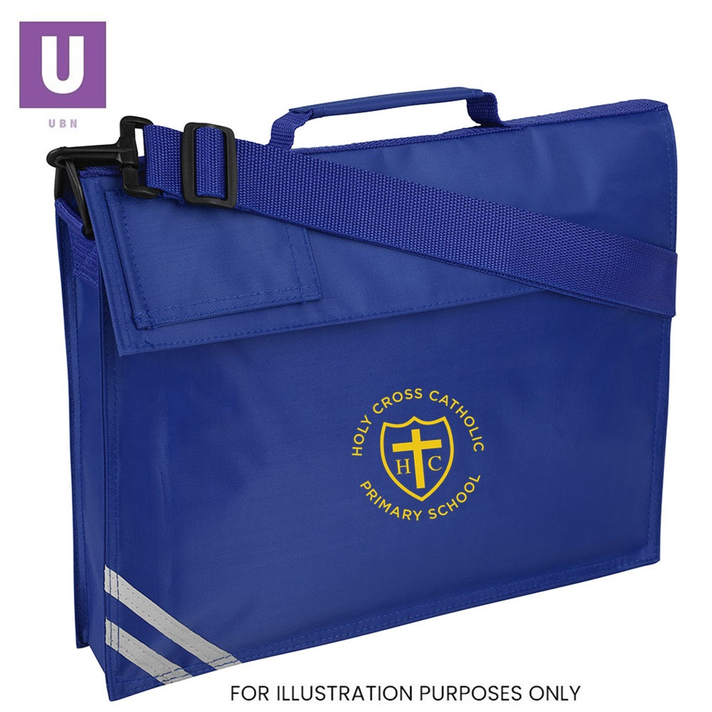 Holy Cross Primary Premium Book Bag with logo