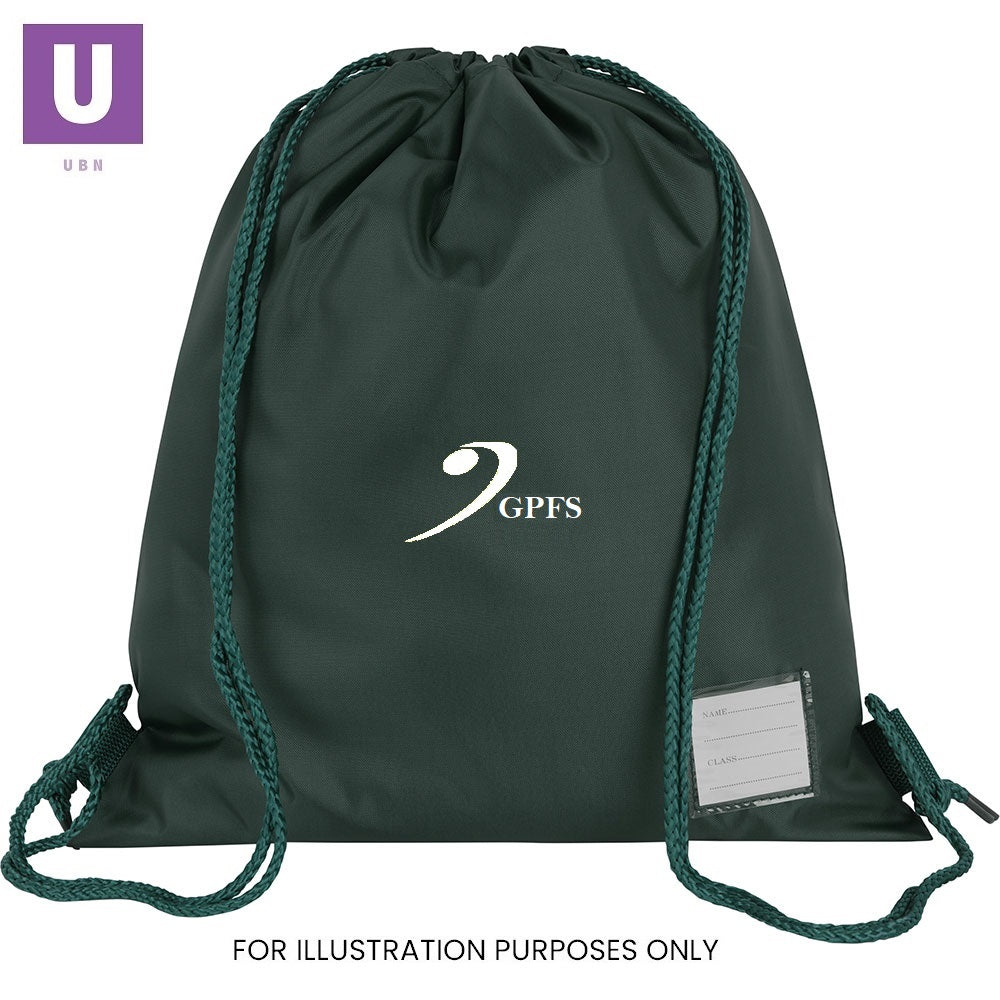 Gateway Primary Premium P.E. Bag with logo