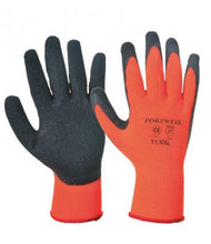 Load image into Gallery viewer, Portwest Thermal Grip Gloves