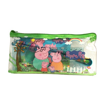 Load image into Gallery viewer, Peppa Pig Pencil Case Stationery Set