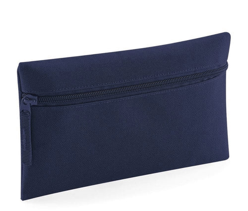 Navy Blue Quadra Pencil Case