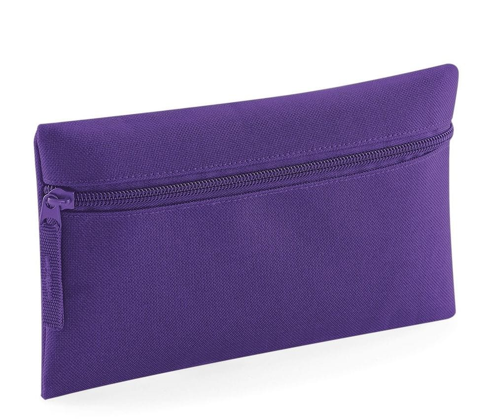 Purple Quadra Pencil Case
