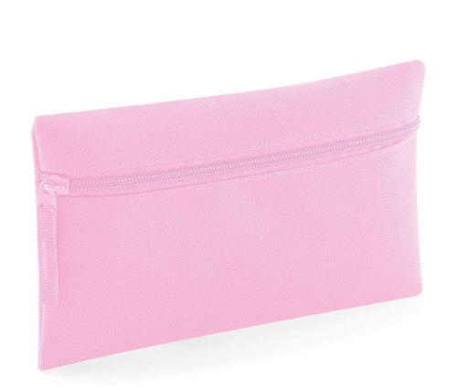 Pink Quadra Pencil Case