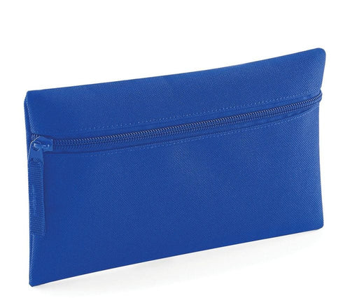 Royal Blue Quadra Pencil Case