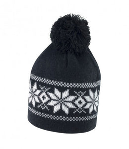 Result Fair Isle Knitted Hat