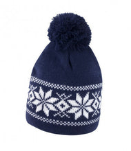 Load image into Gallery viewer, Result Fair Isle Knitted Hat