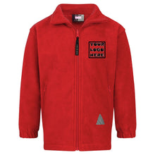Load image into Gallery viewer, Zeco Polar Fleece Jacket with Your Logo