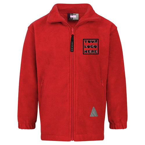 Polar Fleece Jacket with Your Logo