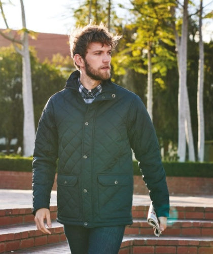 Regatta Tyler Diamond Quilted Jacket