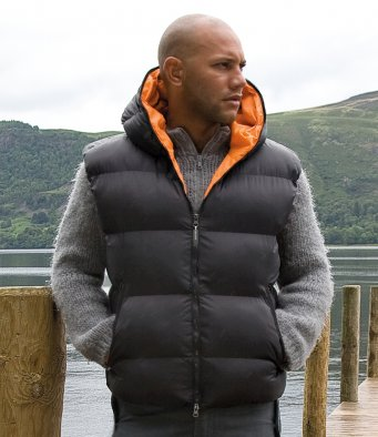 Result Urban Dax Down Feel Gilet