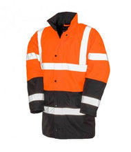 Load image into Gallery viewer, Result Core Motorway Two Tone Safety Jacket