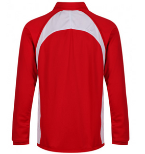 St Cleres 'Gordon' Rugby Shirt with logo