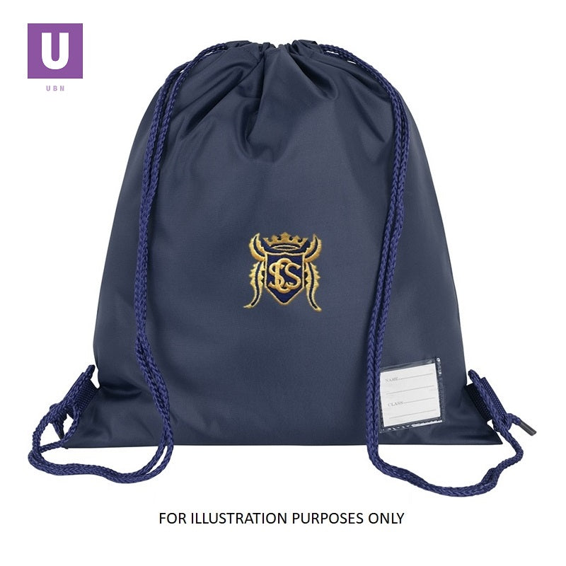 Stifford Clays Primary Premium P.E. Bag with logo