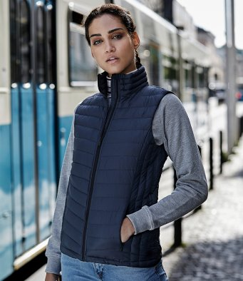 Tee Jays Ladies Zepelin Padded Bodywarmer