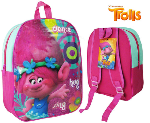 Trolls School Backpack