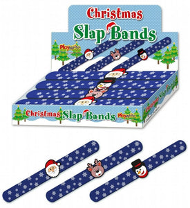 Christmas Slap Bands