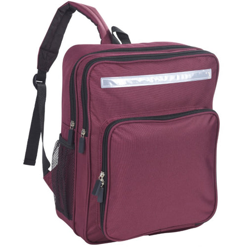 Inno Burgundy Junior Backpack