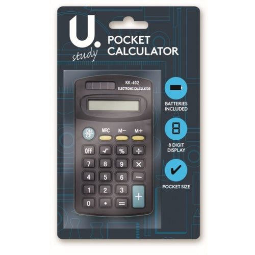 U.Study Pocket Calculator