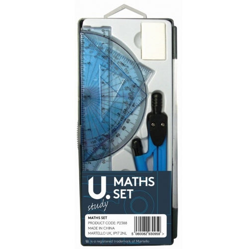 U.Study 7pc Maths Set