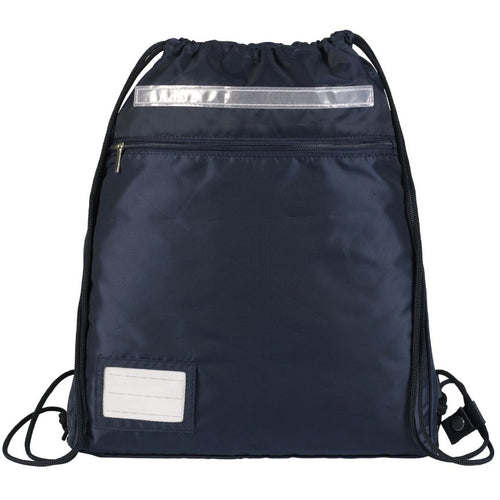 Navy Premium Gym Bag