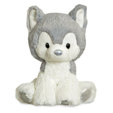 Load image into Gallery viewer, Aurora Glitzy Tots Husky Plush Toy