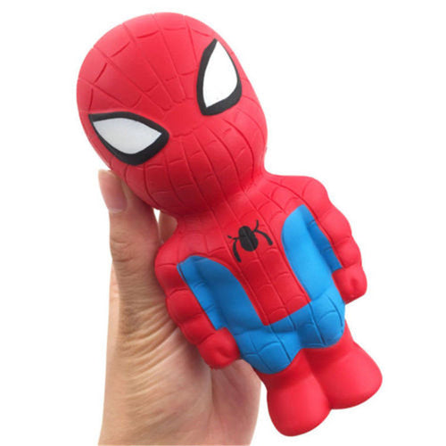 Squishy Spiderman Stress Relief Toy
