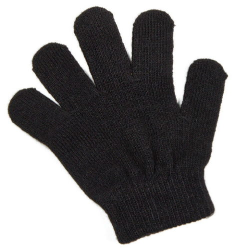 Children's Plain Magic Gloves