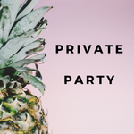 Rami Schaffers Private Party-Friday, August 16th