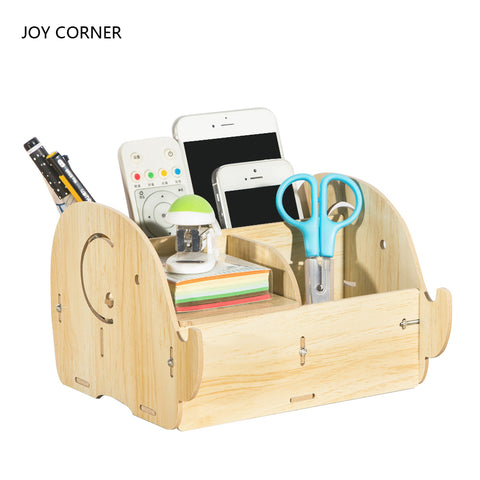 Office products office online shop extremx store desk organizer office accessories pen holder pen stand desk accessories stationery organizer wood pencil holder joy gumiabroncs Choice Image