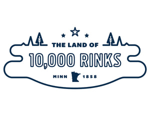 Land of 10,000 Rinks Short Sleeve