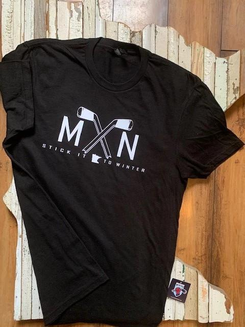 MN Hockey Sticks Short Sleeve