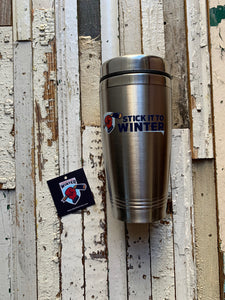 Stick It To Winter Stainless Insulated Mug