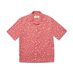 Sashiwake Flowers Shirt Pink Salt