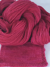 Load image into Gallery viewer, NZ Polwarth/Alpaca 4ply - Paint the town