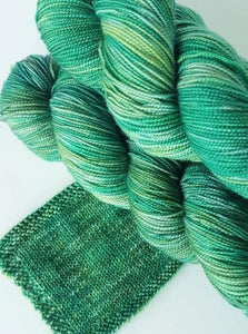 Merino 4 ply high twist - Greenspace