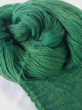 Load image into Gallery viewer, BFL/Silk Lace - Greenspace