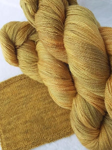 BFL/Silk Lace - Old gold