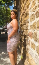 "Load image into Gallery viewer, ""Miss Me"" Leopard Print Dress (Curvy/Plus)"