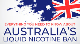Australian Government: Vape to be Prescription only drug