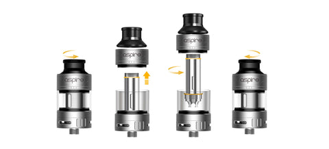 Aspire Cleito Pro Tank features