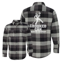 Crooked Can Highstepper Unisex Soft Flannel