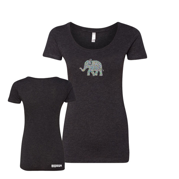 Bodega Elephant Women's Scoop T-Shirt
