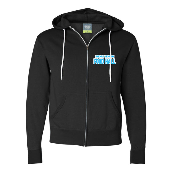 Food Hall - Soft Unisex Zip Hoodie