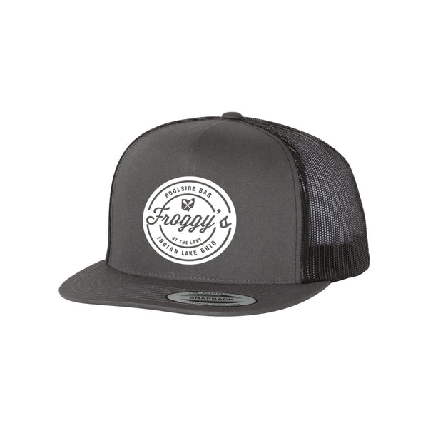 Froggys 5 Panel Trucker Hat