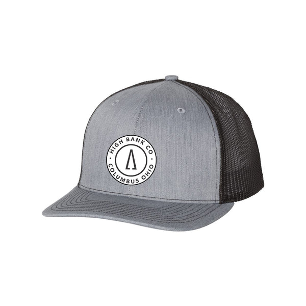 High Bank Snapback Trucker