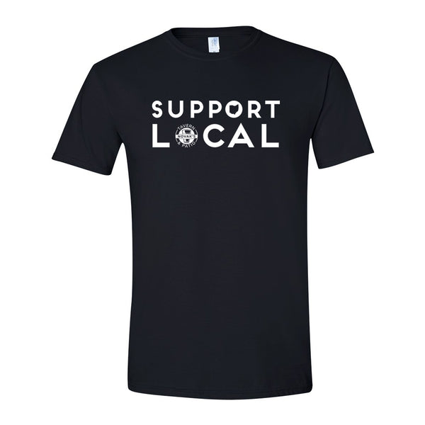 Novaks - Support Local - Unisex Soft Blend T-Shirt